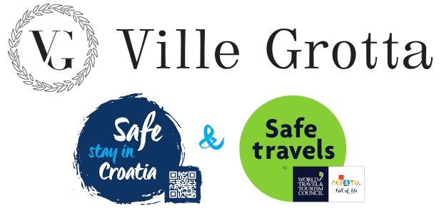 Ville Grotta Mobile Logo